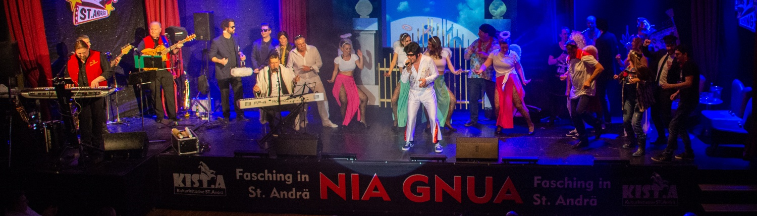 Nia Gnua – Fasching in St. Andrä